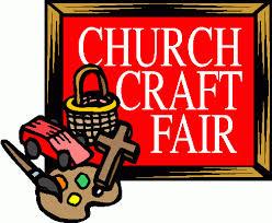 craft fair church